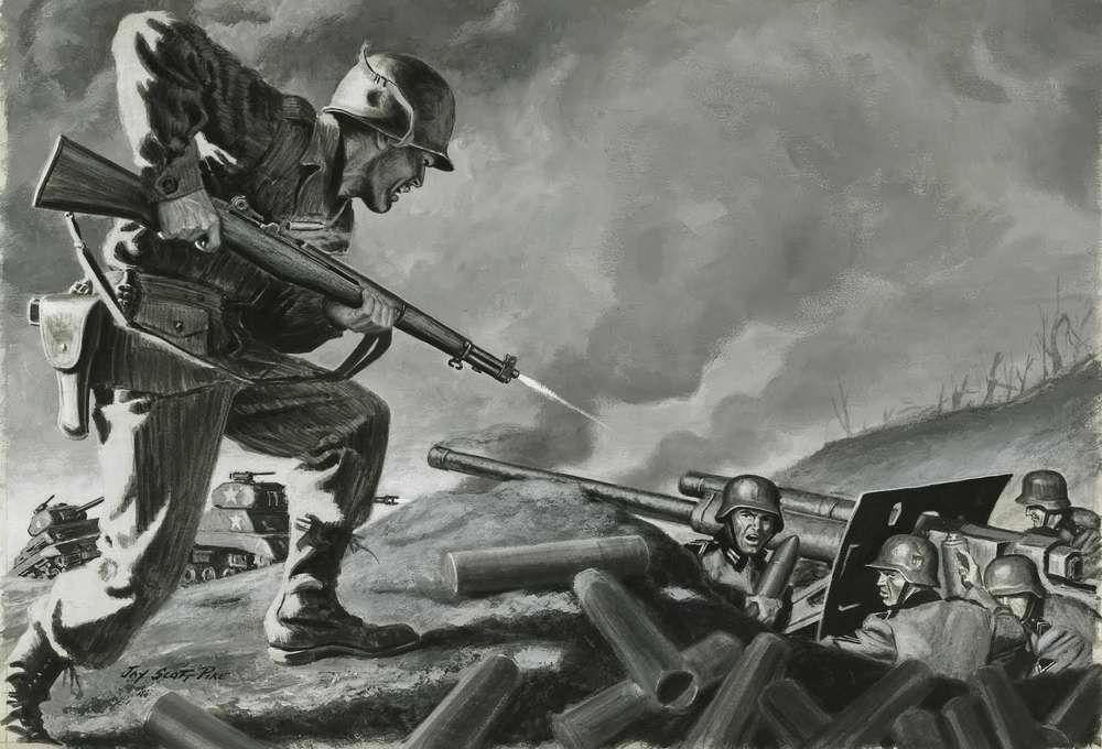 Дети и вторая мировая война в картинках