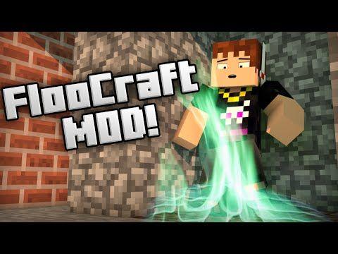 Floocraft Mod For Minecraft MinecraftIOCom - Minecraft player teleport mod