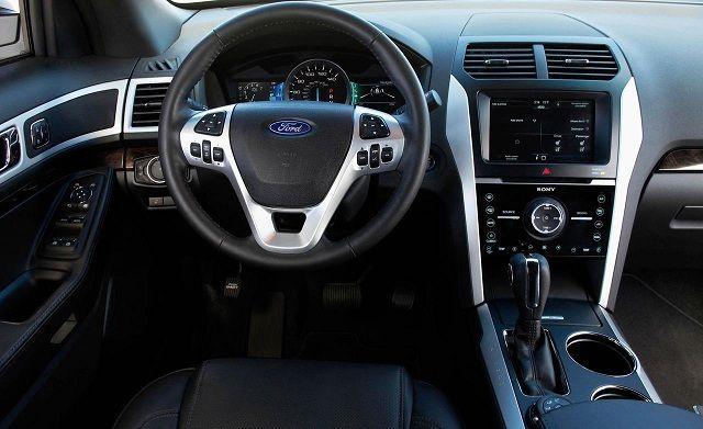 2015 Ford Explorer interior 2015 Ford Explorer Pinterest