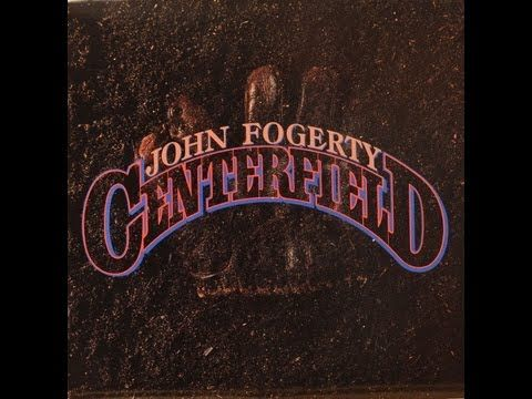 John Fogerty Centerfield Full Vinyl Lp 1985 Original