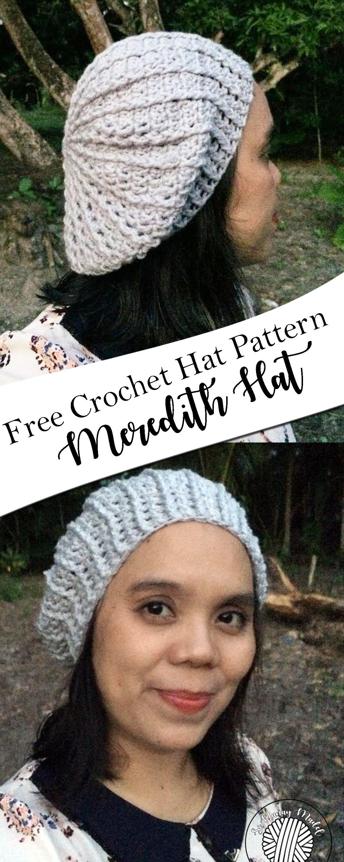 Pin de Colleen Felt en crochet | Pinterest | Gorro tejido, Trapillo ...