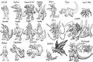 Multraman Monster Coloring Pages Coloring Pages Monster Coloring