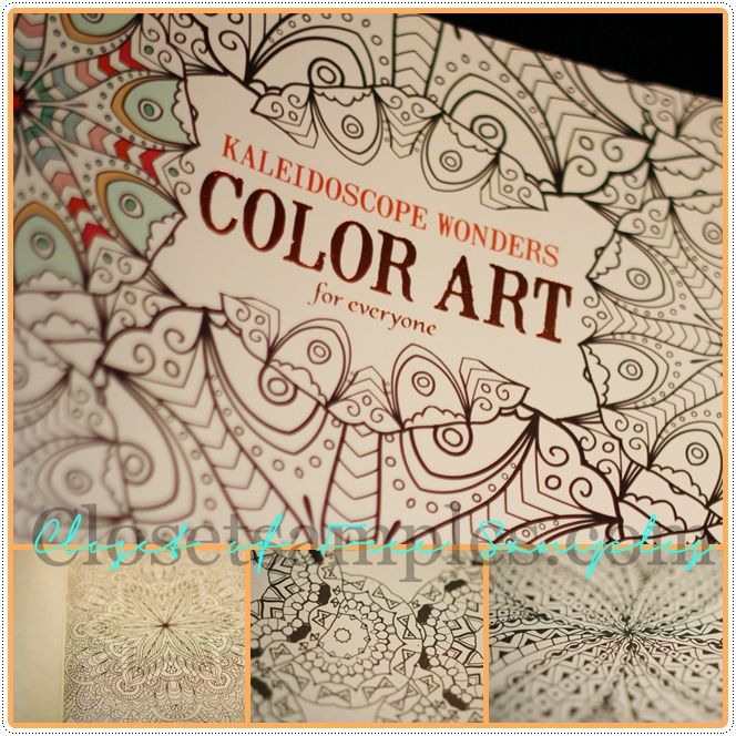 Leisure Arts Adult Coloring Books #Review | Get FREE Samples by Mail ...