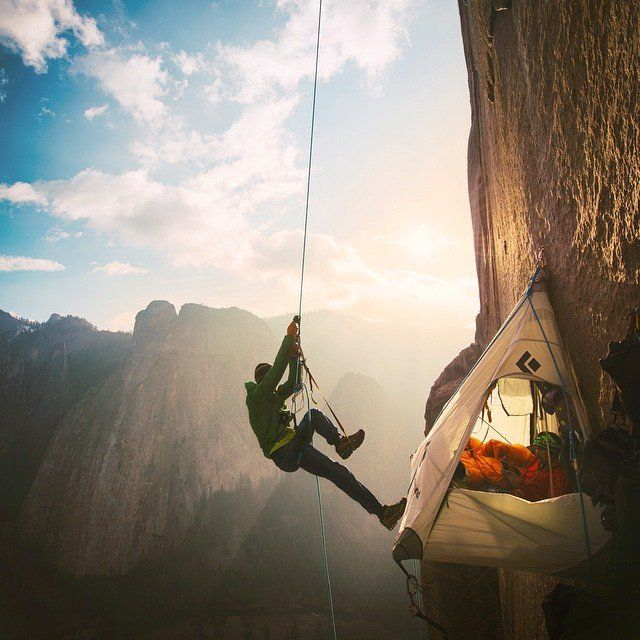 9 Of The Best Climbing Instagrams To Elevate Your Day