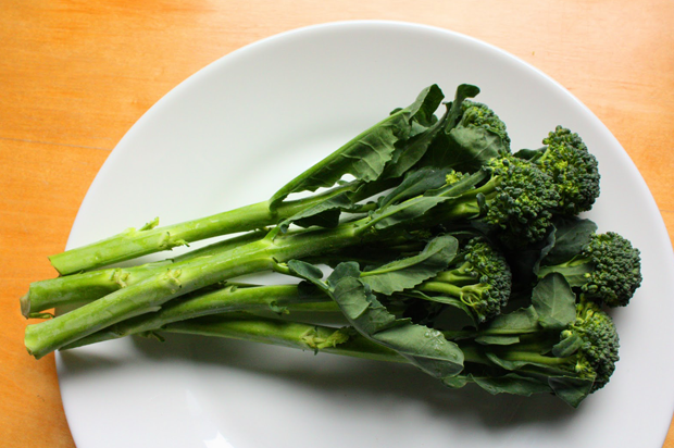 Broccoli Rabe supports eye health and is great for healthy bones. #healthbenefits #healthy #organic #ingredients