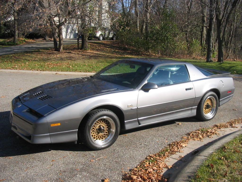 Sold 1989 Trans Am Gta 305 Tpi 5 Speed Gunmetal Gray Pontiac Firebird Trans Am Gta Classic Cars Muscle