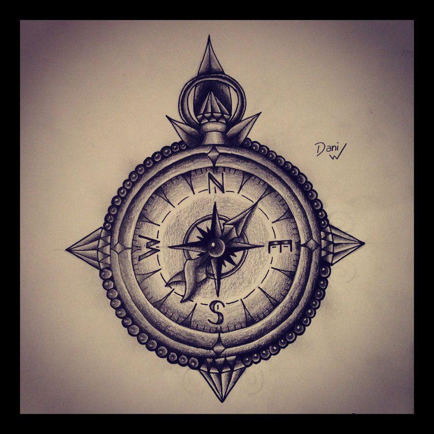pocket compass tattoos - Buscar con Google | tattwo | Compass tattoo ...