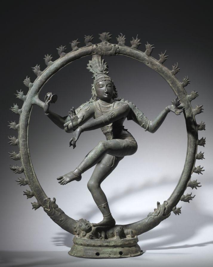 Nataraja Shiva As The Lord Of Dance Nataraja Cleveland Museum Of Art Shiva