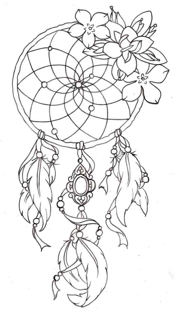 Outline Simple Dream Catcher : outline, simple, dream, catcher, Hardwick, Art!., Dream, Catcher, Tattoo, Design,, Tattoo,, Dreamcatcher