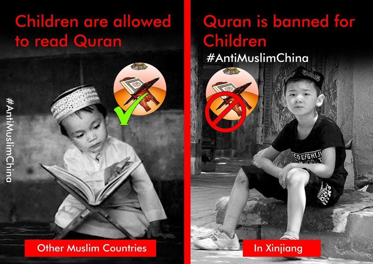 Uyghurs Muslims China Muslim Countries China Today Muslim