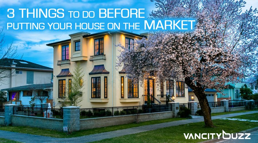 Things to do before you put your house on the market. | our first ...