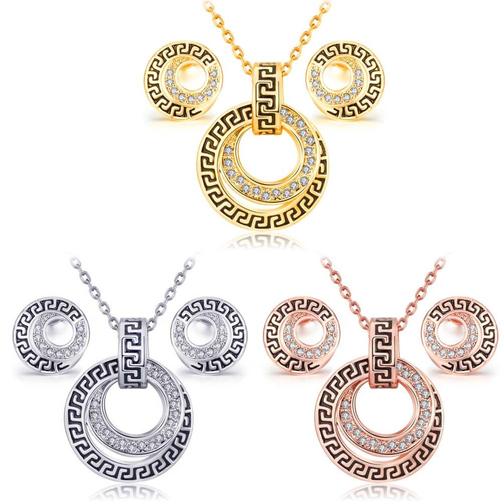 Click to buy ucuc set gorgeous turkey bridal jewelry sets for women
