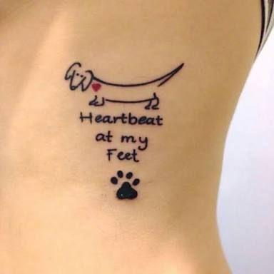 resultado de imagem para tatuagens de dachshund tatuagens pinterest dachshund tatuagem de. Black Bedroom Furniture Sets. Home Design Ideas