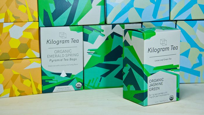 Intelligentsia Coffee launched a separate brand called Kilogram Tea, which now hosts all their tea-related products. Kilogram Tea comes in a new bright, contemporary packaging with a practical purpose: having one color represent the variety of teas (black, green, white, oolong and herbal). It's a welcoming experience for their modern demographic drinkers.