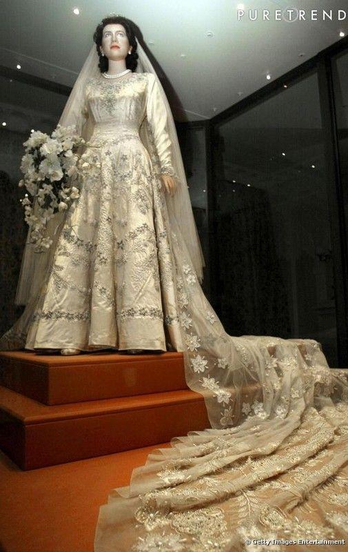 Queen Victoria Wedding Dress Kensington Palace Robe de mari...