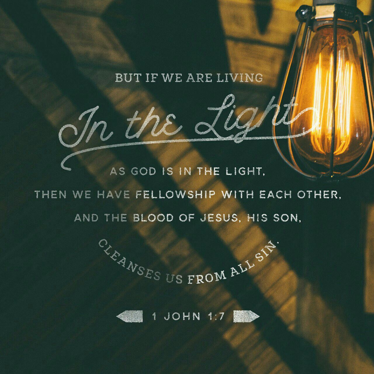 Eye Walking I John Faith Pinterest Christian Inspiration John But If We Are Living As Is Guidance Verses Bible Verses About Lightning Bible Verses About Light We Have Fellowship