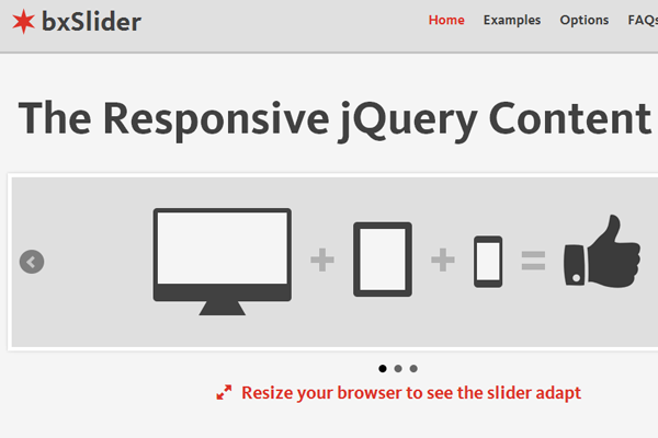 Top Jquery Slider Plugins For Frontend Web Developers Programming