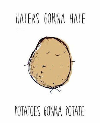 Funny Potatoes You Never Noticed At Home (14 Pics) | Bajiroo.com