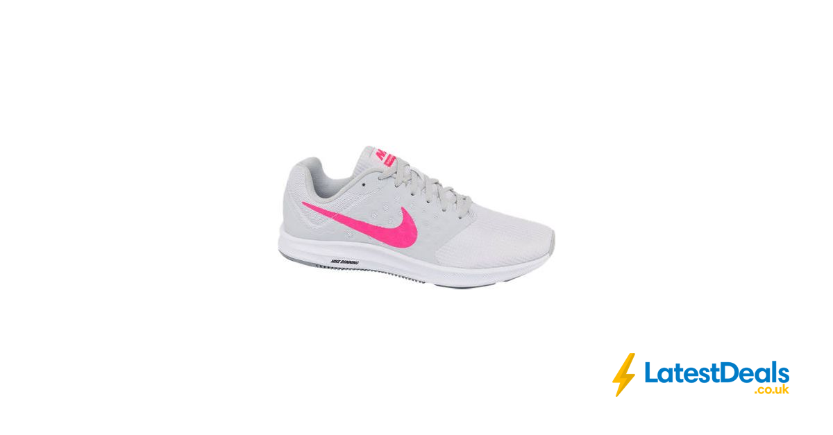 usa cheap sale 2018 sneakers timeless design Nike Downshifter 7 Ladies Trainers, £30.09 at Deichmann ...