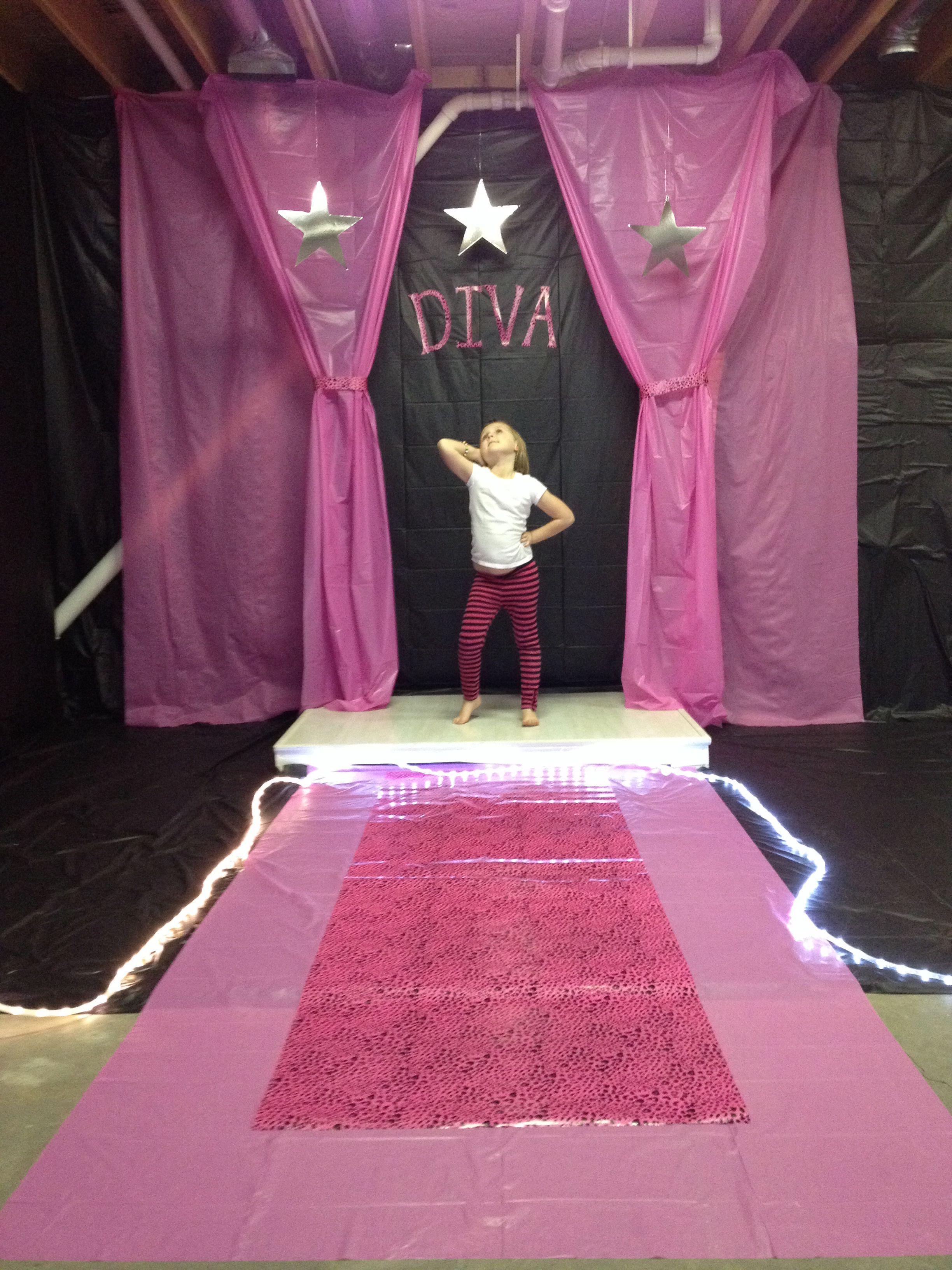 Diva birthday party Madison Pinterest Diva birthday parties