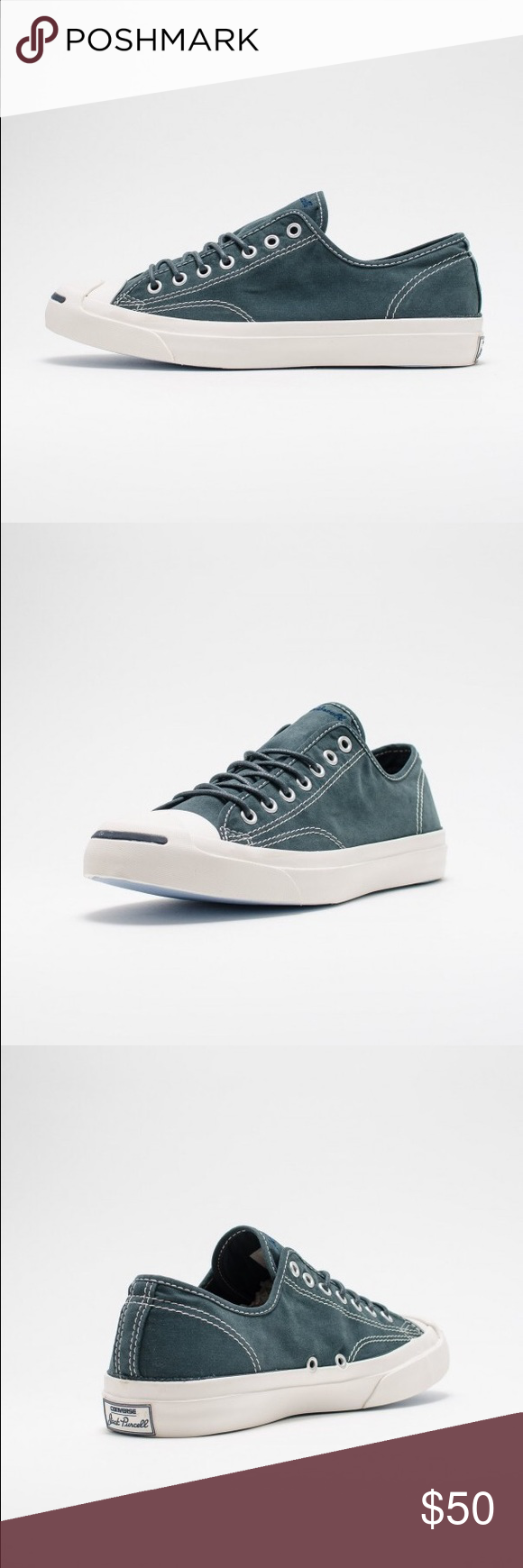 059218ce0c97 1 HOUR SALE! Converse Mens Jack Purcell blue Brand new without box Converse  Shoes Sneakers