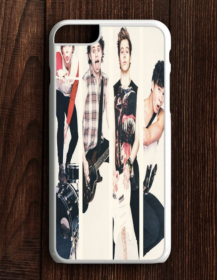 5 Seconds Of Summer iPhone 6 Plus | 6S Plus Case
