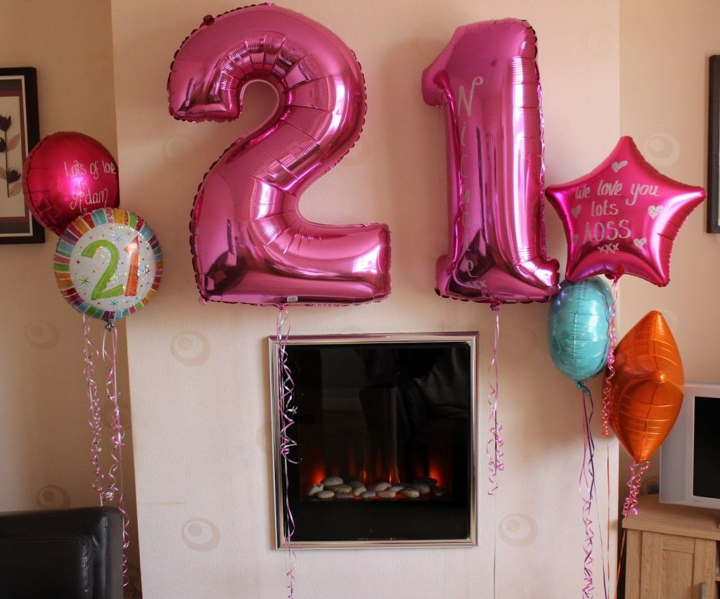 21st birthday party ideas for her 21st bday Pinterest 21st