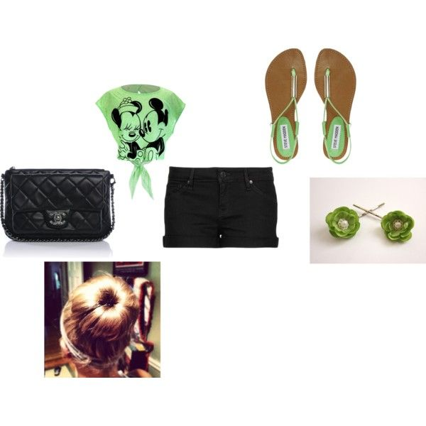 """its green day"" by erinowens327 on Polyvore"