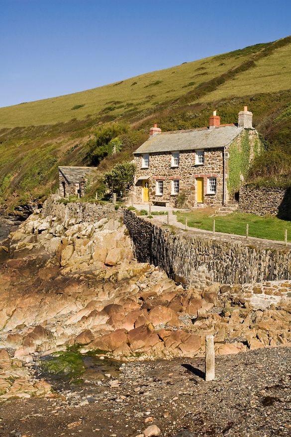 Iconic Cornwall (© David Carvey