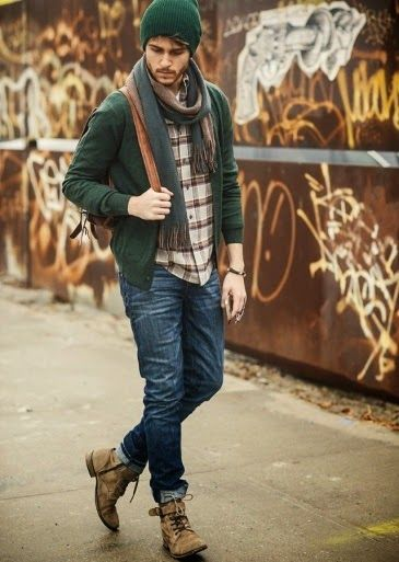 Style vestimentaire street homme