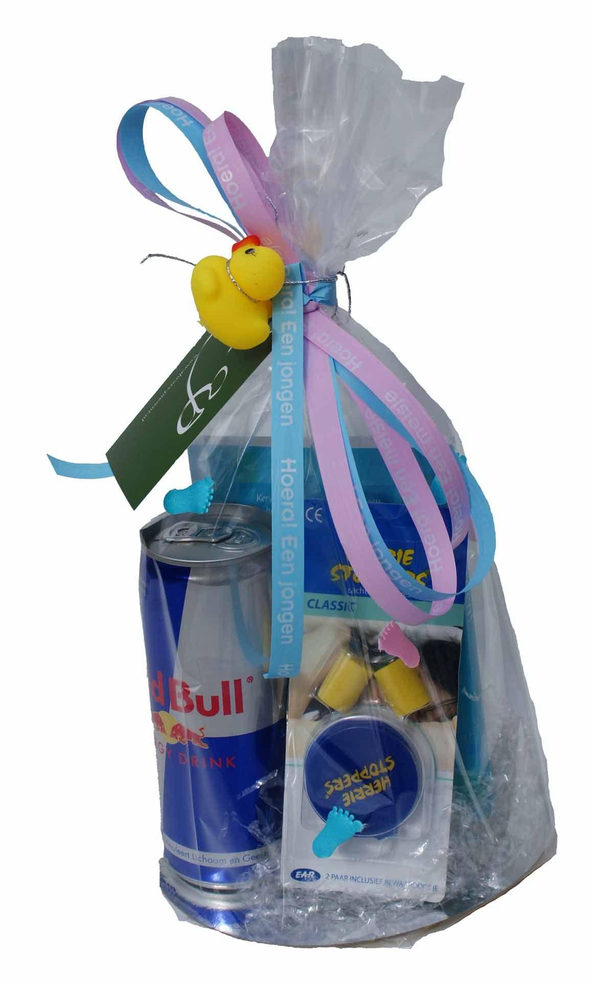 Super cadeautip kraampakket voor de vader, een origineel kado | Baby  #ZW48