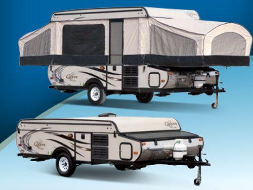 10 Best Pop Up Camper Trailers 2016