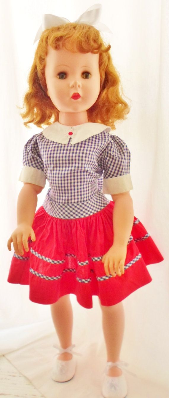 American Character Sweet Sue 31 Walking Doll by DebscountryVintage, $150.00