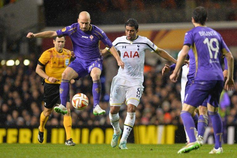 Fiorentina super a Londra