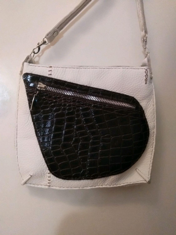 496701f84bff Женские сумки ручной работы. Ярмарка Мастеров - ручная работа. Купить  Кожаная сумочка