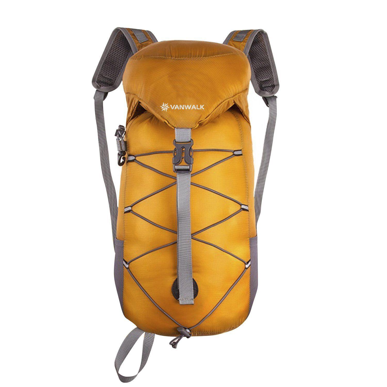 4f4a7eb45d Foldable Backpack Hiking Daypack