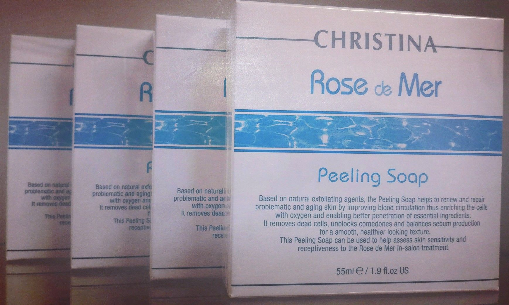 Buy Christina Rose De Mer Face Peeling Soap Skin