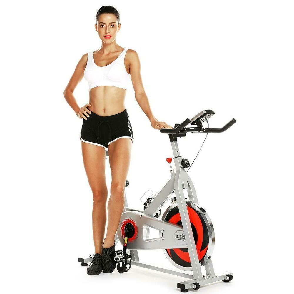 Ad(eBay) Spinning Bike Pro Ergonomic System Flywheel Bike