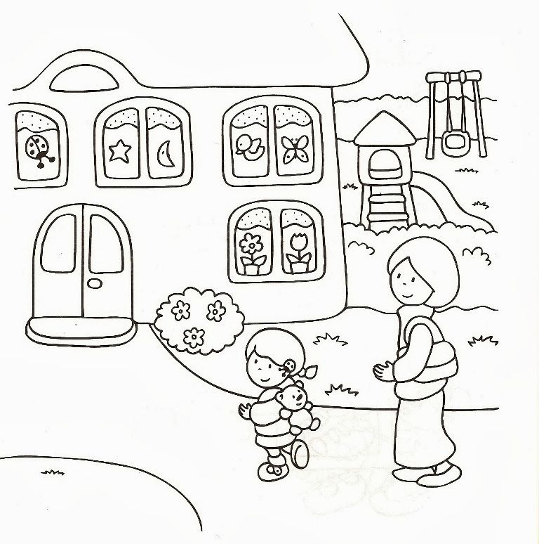 Sequenze Di Azioni Quotidiane Look At Preschool Activities