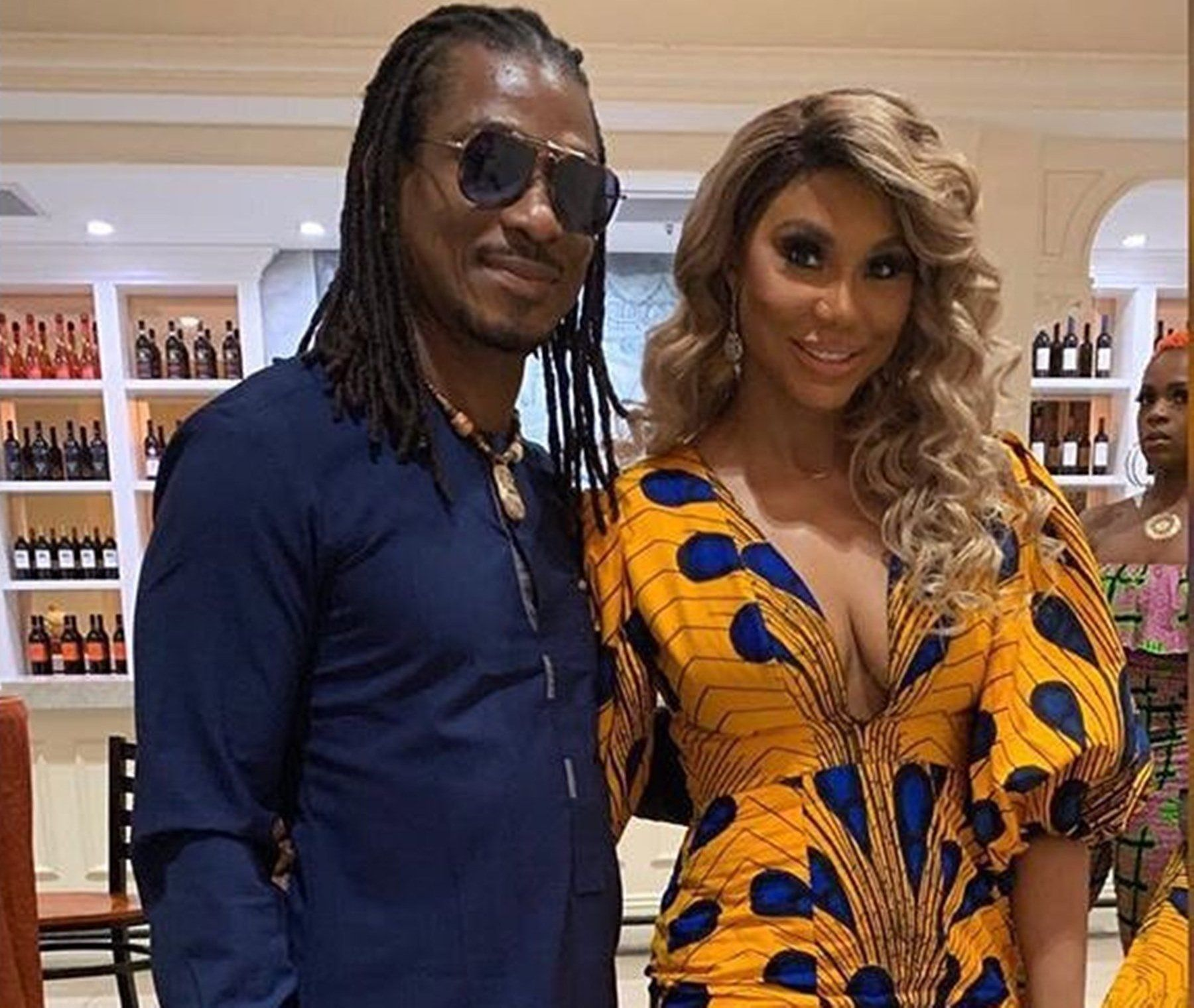 Photo of Tamar Braxton Has Fans Confused After She Deletes All Her Instagram Posts And Tweets About 'Letting It Go' — What Is Going With David Adefeso?