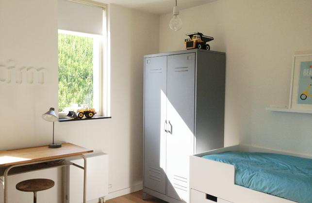 Slaapkamer Meisje Stoer : Een slaapkamer voor een stoere kleuter interieur design by