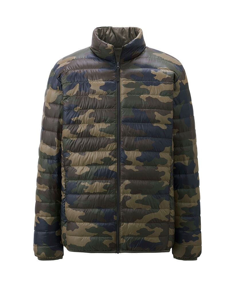 MEN ULTRA LIGHT DOWN JACKET(PRINT) - UNIQLO | $69.90