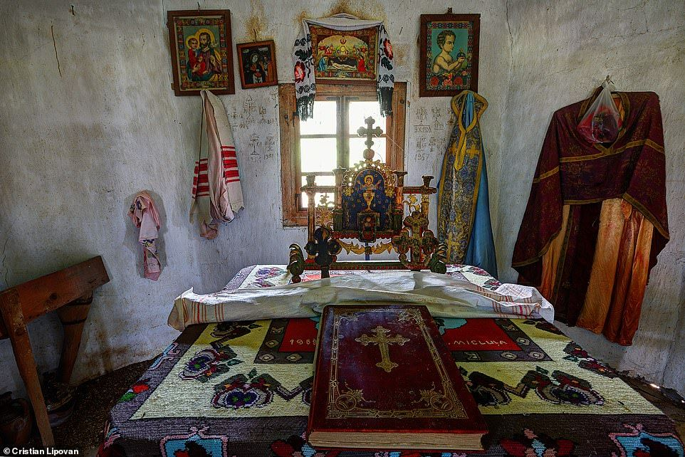The photos that show how Transylvania isn't just spooky in movies... #churchitems