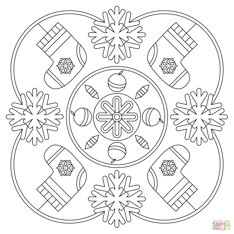 40++ Supercoloring winter ideas in 2021