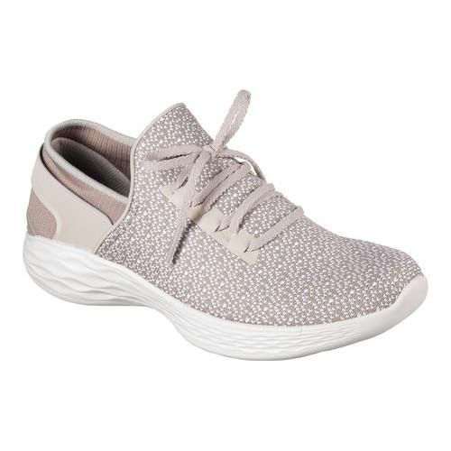 44274aec78d50 Skechers Women s YOU Inspire Sneaker Natural
