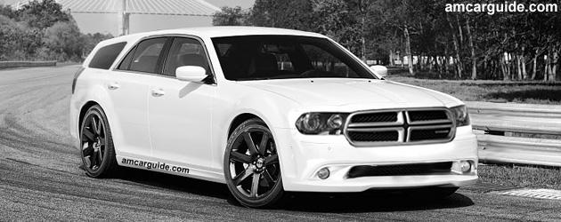 Dodge Magnum SRT-8 Concept (LX) (2003) - Old Concept Cars |2014 Dodge Magnum Concept