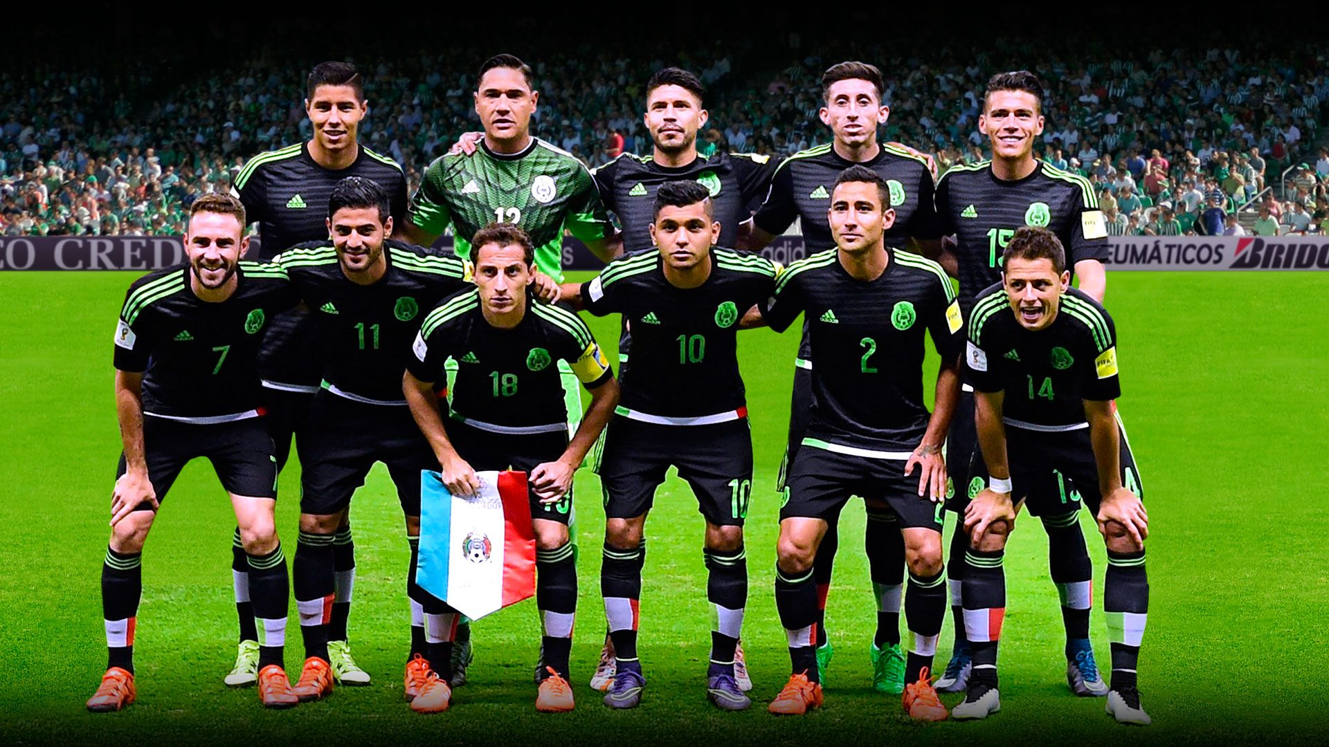 Team Mexico 9ine Femexfut Mexico Wallpaper Team Wallpaper Mexico Team