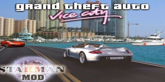 gta vice city first person shooter mod