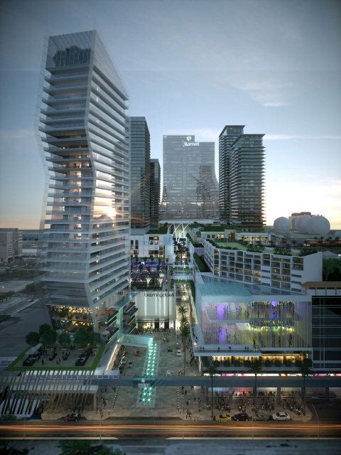 Macy's, Bloomingdale's Confirm Plans To Open At Worldcenter www.Beachbrokersrealty.com 305-956-5656