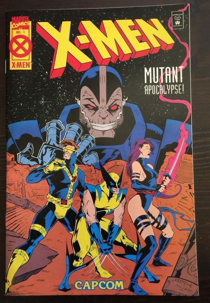 x men mutant apocalypse